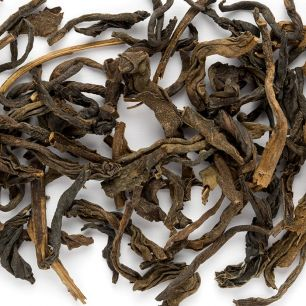 CO2 Decaf Black Tea leaves